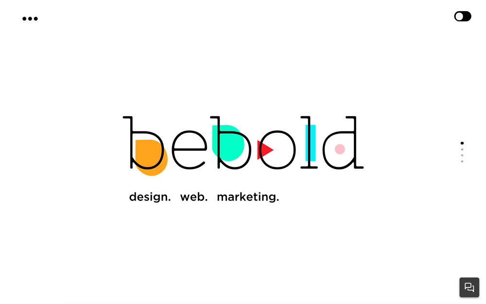 bebold – digital agency